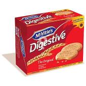 Digestive Original galletas de trigo