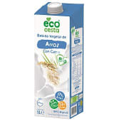 Bebida vegetal de arroz bio
