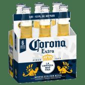 6 Pack Corona Botella 12Oz