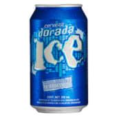 Cerveza Dorada Ice Lata 12 Oz.