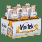 6 Pack Modelo Botella 12 Oz