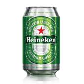 Cerveza Heineken Lata 12Oz
