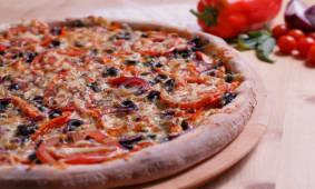 Pizza de post Ø 40cm