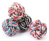Rope Ball Toy