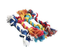 Rope Toy for Dogs 2 Knots 15cm