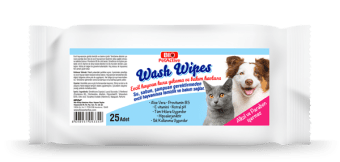 Wash Wipes 25pcs