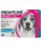 Frontline Tri-Act M 10-20 kg for Dogs; 1