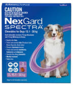 NEXGARD SPECTRA L - For Dogs from 15 to 30 kg;1