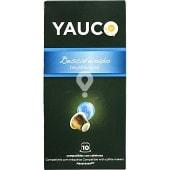 Café descafeinado ápsulas compatible con máquinas Nespresso estuche 50 g