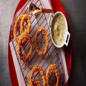 Crispy Onion Rings VegetarianFriendly (5 uds.)