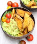 Patatas Gajo con Guacamole