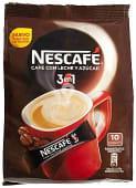 Café soluble 3 en 1 (café+leche+azúcar)