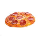Mini pizza de chorizo