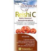 Reishi con vitamina C fortalece las defensas