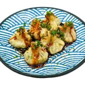 Dumplings Pesce