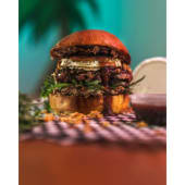 Cabrita burger