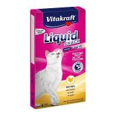 Liquid snack para gato snacks liquido con pollo