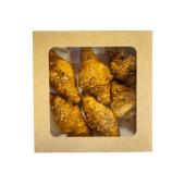 Mini Croissants de Crema 6u