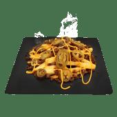 Patatas con bacon