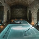 The Ancient Thermal Bath