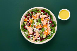 Salmon & Beetroot Salad
