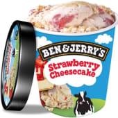 Strawberry Cheesecake 500ml