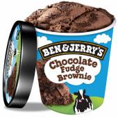 Chocolate Fudge Brownie 500ml