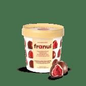 20 bombones de chocolate con leche y frambuesa