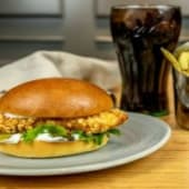 Menú Chicky Burger