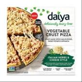 Pizza Italian Herbs and Cheeze Style vegana, sin gluten 462g
