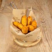 Croquetas de jamón ibérico (6ud)