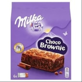 Milka Bolacha Chocolate Brownie 150g