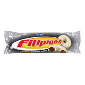 Filipinos Bolachas Chocolate Branco 75g
