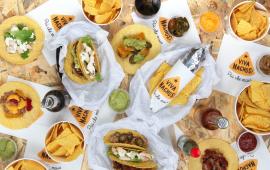 Menù Burrito del Barrio
