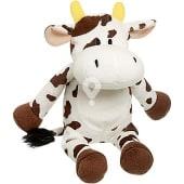 Juguete para perro modelo vaca medida 26X26 cm 1 unidad