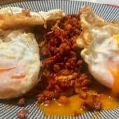 Huevos Rotos Con Zorza
