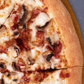 Pizza Carbonara Familiar