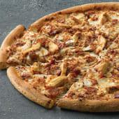 Pizza por mitades, Familiar (Masa Fina)