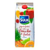 Jugo Sula Ponche De Frutas, 1.89 Litros