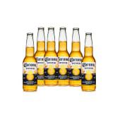 6 Pack De Corona Botella, 12 Onzas