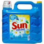 Detergente Liquido Sun 178 Lavadas, 250 Onzas