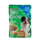 Comida Para Perro Dog Chow Adulto Festival De Pollo Trozos Jugosos, 100 Gramos