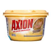 Lavaplatos Axion Con Avena Y Vitamina E Arrancagrasa, 425 Gramos