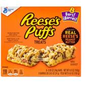 Reese'S Puffs Treats General Mills, 6.8 Onzas