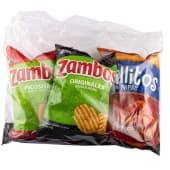 Zambos Picosita, Original Y Anillitos, 3 Unidades