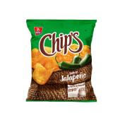 Barcel Chips Jalapeño, 170 Gramos
