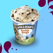 Ben & Jerry's Cookie Dough (465 ml)
