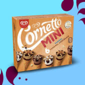 Cornetto Mini Mix (6u)
