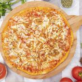 Pizza mallorquina