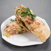 Rolex - Chapati and Omelette